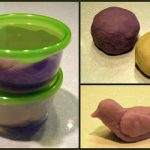 Homemade Modeling Dough for Play and Art Therapy