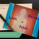 Postcard From Your Future Self: An Art Therapy Directive