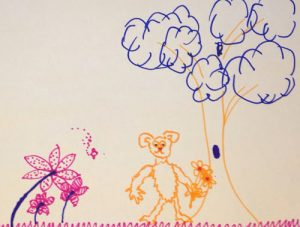 Family Joint Verbal Art Therapy Drawing | Creativity in Therapy | Carolyn Mehlomakulu