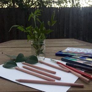 Nature-Inspired Art | Creativity in Therapy | Carolyn Mehlomakulu