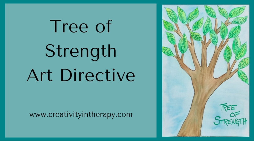 Tree of Strength | Creativity in Therapy