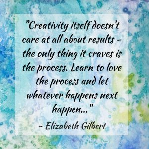 Elizabeth Gilbert Creativity Quote