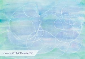 Drawing Your Breath - A Mindful Art Exercise   Creativity in Therapy