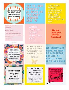 Self-Compassion Quotes