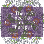 Is There a Place For Coloring Books in Art Therapy?