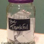Gratitude Jar — An Activity to Focus on Thankfulness