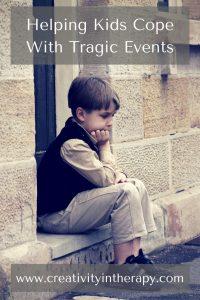 Helping Children Cope with Tragic Events | Carolyn Mehlomakulu