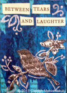 Artist Trading Cards   Creativity in Therapy   Carolyn Mehlomakulu