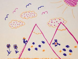 Family Nonverbal Joint Art Therapy Drawing | Creativity in Therapy | Carolyn Mehlomakulu