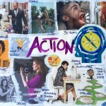 One Word Collage: An Art Directive for Resolutions