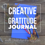 Creative Gratitude Journal