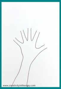 Tree of Strength   Creativity in Therapy