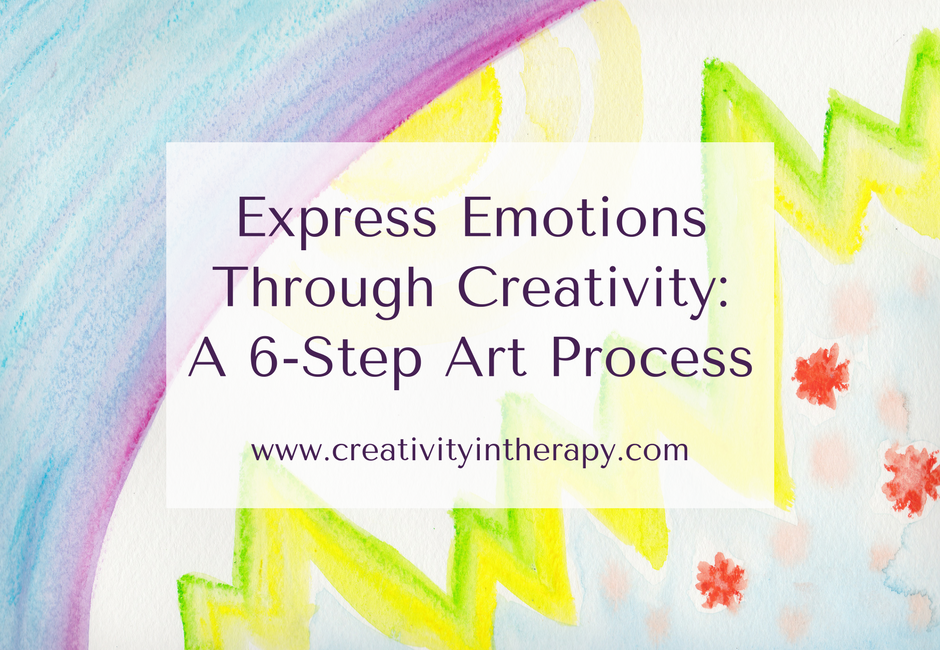 Art Therapy to Express Emotions
