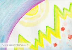 Expressing Emotions Through Creativity: A 6-Image Art Process for Art Therapy | Creativity in Therapy