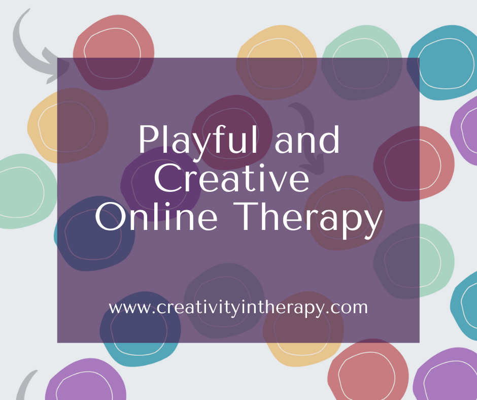 Create Your Own Game | Playful and Creative Online Therapy