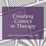 Creating Comics in Therapy